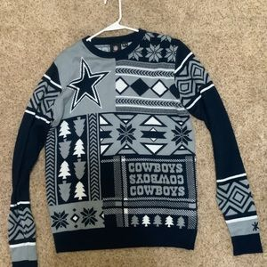 Men's Dallas Cowboys Ugly Christmas Sweater